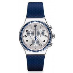 Montre Unisex Swatch Irony Chrono Frescoazul YVS439 Chronographe