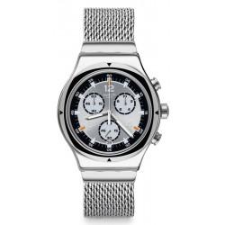 Montre Unisex Swatch Irony Chrono TV Time YVS453M Chronographe