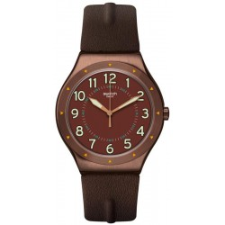 Acheter Montre Homme Swatch Irony Big Classic Copper Time YWC100