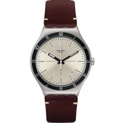 Acheter Montre Homme Swatch Irony Big Classic Four Stitches YWS423