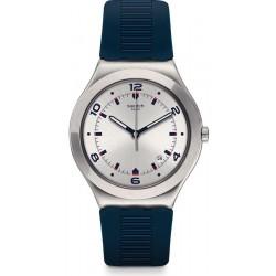 Montre Unisex Swatch Irony Big Classic Brut De Bleu YWS431