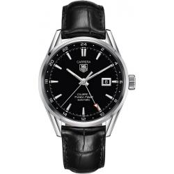 Acheter Montre Homme Tag Heuer Carrera WAR2010.FC6266 Twin Time Automatique