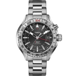 Montre Homme Timex Intelligent Quartz GMT T2P424