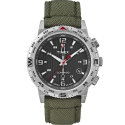 Montre Homme Timex Intelligent Quartz Compass T2P286