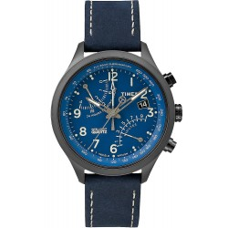 Montre Homme Timex Intelligent Quartz Fly-Back Chronograph T2P380
