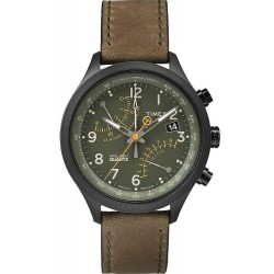 Montre Homme Timex Intelligent Quartz Fly-Back Chronograph T2P381