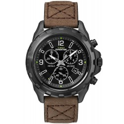 Montre Homme Timex Expedition Rugged Chrono T49986 Quartz