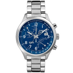 Montre Homme Timex Intelligent Quartz Fly-Back Chronograph TW2P60600
