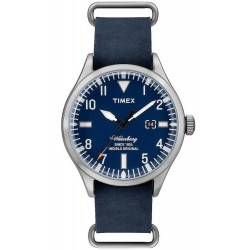 Acheter Montre Homme Timex The Waterbury Date Quartz TW2P64500
