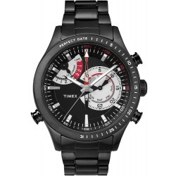 Montre Homme Timex Intelligent Quartz Chrono Timer TW2P72800