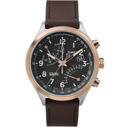 Montre Homme Timex Intelligent Quartz Fly-Back Chronograph TW2P73400