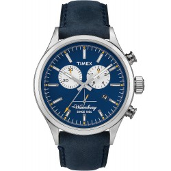 Montre Homme Timex The Waterbury Quartz Chronograph TW2P75400