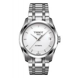 Acheter Montre Tissot Femme T-Classic Couturier Automatic T0352071101100