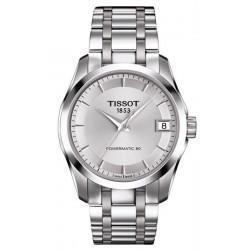 Acheter Montre Tissot Femme T-Classic Couturier Powermatic 80 T0352071103100