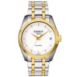 Acheter Montre Tissot Femme T-Classic Couturier Automatic T0352072201100