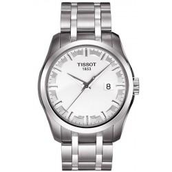 Montre Tissot Homme T-Classic Couturier Quartz T0354101103100