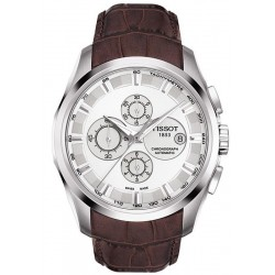 Montre Tissot Homme Couturier Automatic Chronograph T0356271603100