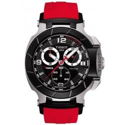 Acheter Montre Tissot Hombre T-Sport T-Race Chronograph T0484172705701