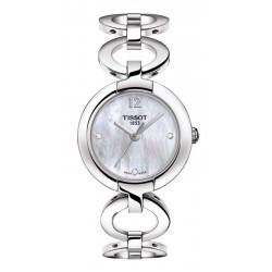 Montre Tissot Femme T-Lady Pinky T0842101111601 Diamants Nacre