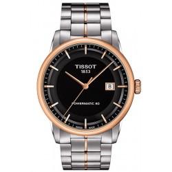 Montre Tissot Homme T-Classic Luxury Powermatic 80 T0864072205100
