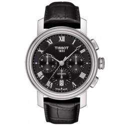 Acheter Montre Tissot Homme Bridgeport Automatic Chronograph Valjoux T0974271605300