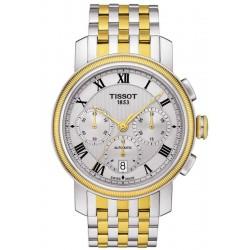 Acheter Montre Tissot Homme Bridgeport Automatic Chronograph Valjoux T0974272203300