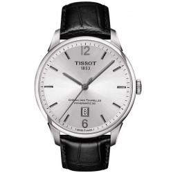 Acheter Montre Tissot Homme Chemin Des Tourelles Powermatic 80 T0994071603700