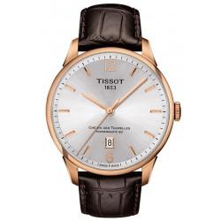 Acheter Montre Tissot Homme Chemin Des Tourelles Powermatic 80 T0994073603700