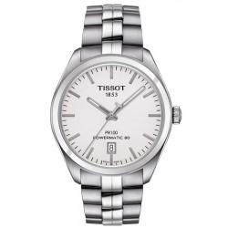 Montre Tissot Homme T-Classic PR 100 Powermatic 80 T1014071103100