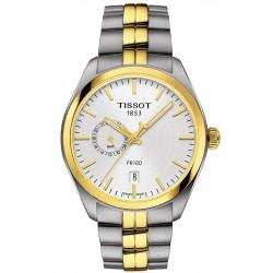 Montre Tissot Homme T-Classic PR 100 Dual Time T1014522203100