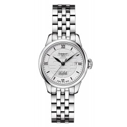 Acheter Montre Tissot Femme Le Locle Automatic Double Happiness T41118335