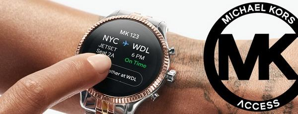 Smartwatches Michael Kors